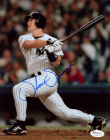 Shane Spencer Signed Yankees 8x10 Photo (JSA SOA) at PristineAuction.com