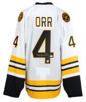 Bobby Orr Signed Jersey (Beckett COA & Orr Hologram) at PristineAuction.com