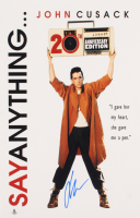 "John Cusack Signed ""Say Anything"" 11x17 Photo (Beckett COA) at PristineAuction.com"