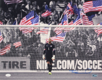 Tim Howard Signed Team USA 16x20 Photo (JSA COA & Howard Hologram) at PristineAuction.com