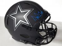 Dak Prescott Signed Cowboys Eclipse Full-Size Speed Helmet (Prescott Hologram & Beckett COA) at PristineAuction.com