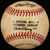 Roger Maris Signed ONL Baseball with Display Case (JSA LOA) at PristineAuction.com