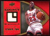 Michael Jordan 2008-09 Upper Deck Michael Jordan Legacy Collection Memorabilia #MJ46 at PristineAuction.com