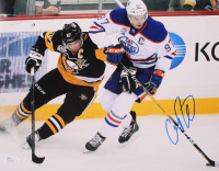 Connor McDavid Signed Oilers 11x14 Photo (JSA Hologram) at PristineAuction.com