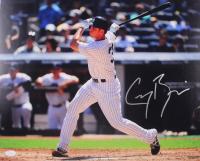 Greg Bird Signed Yankees 16x20 Photo (JSA Hologram) at PristineAuction.com