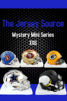 The Jersey Source Mystery Box - 2020 Autographed Mini Helmet Series XX6 at PristineAuction.com