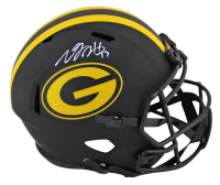Davante Adams Signed Packers Eclipse Alternate Speed Full-Size Helmet (JSA COA) at PristineAuction.com