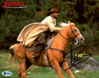 "Adrian Paul Signed ""Highlander"" 8x10 Photo (Beckett COA) at PristineAuction.com"