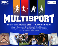 Press Pass Collectibles 2020 Multi-Sport 8x10 Mystery Box – Series 2 (Limited to 50) at PristineAuction.com