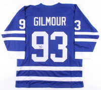 Doug Gilmour Signed Jersey (JSA COA) at PristineAuction.com