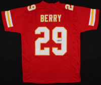 Eric Berry Signed Jersey (JSA COA) at PristineAuction.com