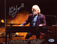 Chuck Leavell Signed 8x10 Photo (Beckett Hologram) at PristineAuction.com