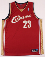LeBron James Signed Cavaliers Jersey (UDA Hologram) at PristineAuction.com