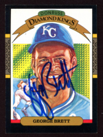 George Brett Signed 1987 Donruss #15 DK (JSA SOA) at PristineAuction.com