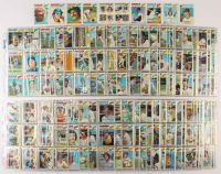 1977 Topps Complete Set of (660) Baseball Cards With Nolan Ryan #234, Johnny Bench #70, Pete Rose #450, Reggie Jackson #10 at PristineAuction.com