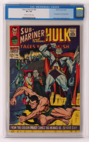 "1967 ""Tales to Astonish: Sub-Mariner and The Incredible Hulk"" Issue #90 Marvel Comic Book (CGC 8.5) at PristineAuction.com"