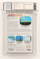 "1989 ""Airwolf"" Nintendo Video Game (Wata Certified 9.8) at PristineAuction.com"