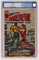 "1966 ""Daredevil"" Issue #18 Marvel Comic Book (CGC 8.5) at PristineAuction.com"