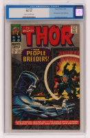 "1966 ""The Mighty Thor"" Issue #134 Marvel Comic Book (CGC 6.5) at PristineAuction.com"