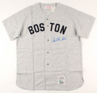 Carlton Fisk Signed Red Sox Jersey (PSA Hologram) at PristineAuction.com