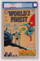 "1965 ""World's Finest"" Issue #153 Marvel Comic Book (CGC 5) at PristineAuction.com"