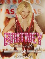 "Britney Spears Signed ""Piece of Me"" 18x24 Poster (Beckett COA) at PristineAuction.com"