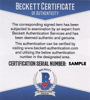 """Britney Spears Signed """"Piece of Me"""" 18x24 Poster (Beckett COA) at PristineAuction.com"""