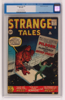 "1962 ""Strange Tales"" Issue #94 Marvel Comic Book (CGC 4) at PristineAuction.com"