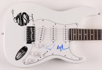 "Trey Anastasio & Mike Gordon Signed ""Phish"" 39"" Electric Guitar (JSA COA) at PristineAuction.com"