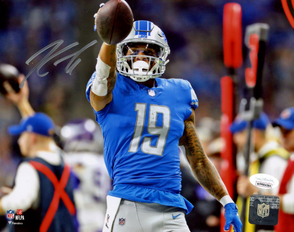 Kenny Golladay Signed Lions 8x10 Photo (JSA COA) at PristineAuction.com
