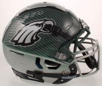 DeSean Jackson Signed Eagles Full-Size Authentic On-Field Hydro Dipped F7 Helmet (JSA COA) at PristineAuction.com