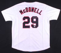 """Jack McDowell Signed Jersey Inscribed """"93' AL CY"""" (JSA COA) at PristineAuction.com"""