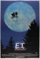 "Henry Thomas Signed ""E.T. the Extra-Terrestrial"" 26x38 Movie Poster Inscribed ""Elliott"" (Beckett Hologram) at PristineAuction.com"