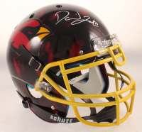 David Johnson Signed Cardinals Full-Size Authentic On-Field Hydro-Dipped Helmet (Beckett COA) at PristineAuction.com