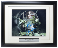 "Bryan Cranston Signed ""Breaking Bad"" 16x20 Custom Framed Photo Display (PSA COA) at PristineAuction.com"