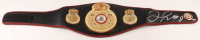 Floyd Mayweather Jr. Signed WBA Championship Boxing Belt (Beckett COA) at PristineAuction.com