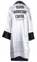 """Rubin """"Hurricane"""" Carter Signed Boxing Robe (Becektt COA) at PristineAuction.com"""