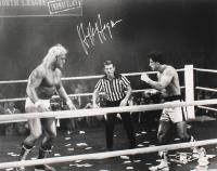 Hulk Hogan Signed 16x20 Photo (PSA COA & TSE Hologram) at PristineAuction.com