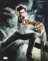 "Hugh Jackman Signed ""X-Men Origins: Wolverine"" 11x14 Photo (PSA Hologram) at PristineAuction.com"