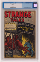 "1962 ""Strange Tales"" Issue #95 Marvel Comic Book (CGC 4) at PristineAuction.com"