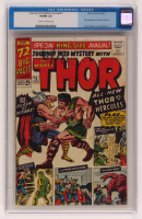 "1962 ""Journey Into Mystery Annual: The Mighty Thor"" Issue #1 Marvel Comic Book (CGC 5) at PristineAuction.com"