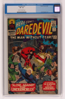 "1966 ""Daredevil"" Issue #19 Marvel Comic Book (CGC 7.5) at PristineAuction.com"