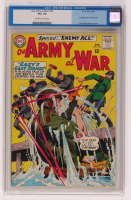 "1965 ""Our Army at War"" Issue #153 Marvel Comic Book (CGC 4.5) at PristineAuction.com"