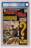 "1965 ""Our Army at War"" Issue #151 Marvel Comic Book (CGC 3.5) at PristineAuction.com"
