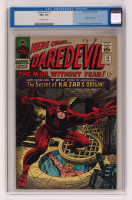 "1966 ""Daredevil"" Issue #13 Marvel Comic Book (CGC 6.5) at PristineAuction.com"