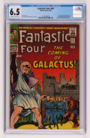 "1966 ""Fantastic Four"" Issue #48 Marvel Comic Book (CGC 6.5) at PristineAuction.com"