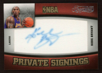Kobe Bryant 2009-10 Timeless Treasures Materials Jerseys Ink #1 at PristineAuction.com