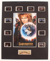 """""""Labyrinth"""" LE 8x10 Custom Matted Original Film / Movie Cell Display at PristineAuction.com"""