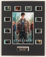 """""""Harry Potter & the Deathly Hallows – Part 2"""" LE 8x10 Custom Matted Original Film / Movie Cell Display at PristineAuction.com"""