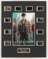 """""""Harry Potter and the Deathly Hallows – Part 2"""" LE 8x10 Custom Matted Original Film / Movie Cell Display at PristineAuction.com"""